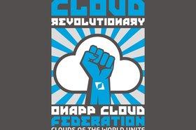 OnApp Cloud Revolutionary poster