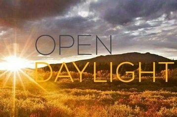 Open daylight edit