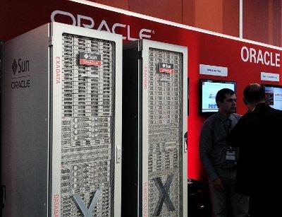 Oracle Exadata Exalogic OpenWorld 2012.jpg