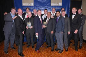 DCD North America Awards 2014