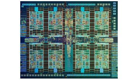 POWER7+ Chip