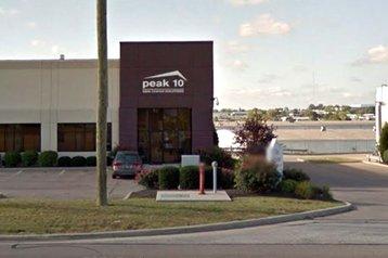 The existing Peak 10 data center in Cincinnati