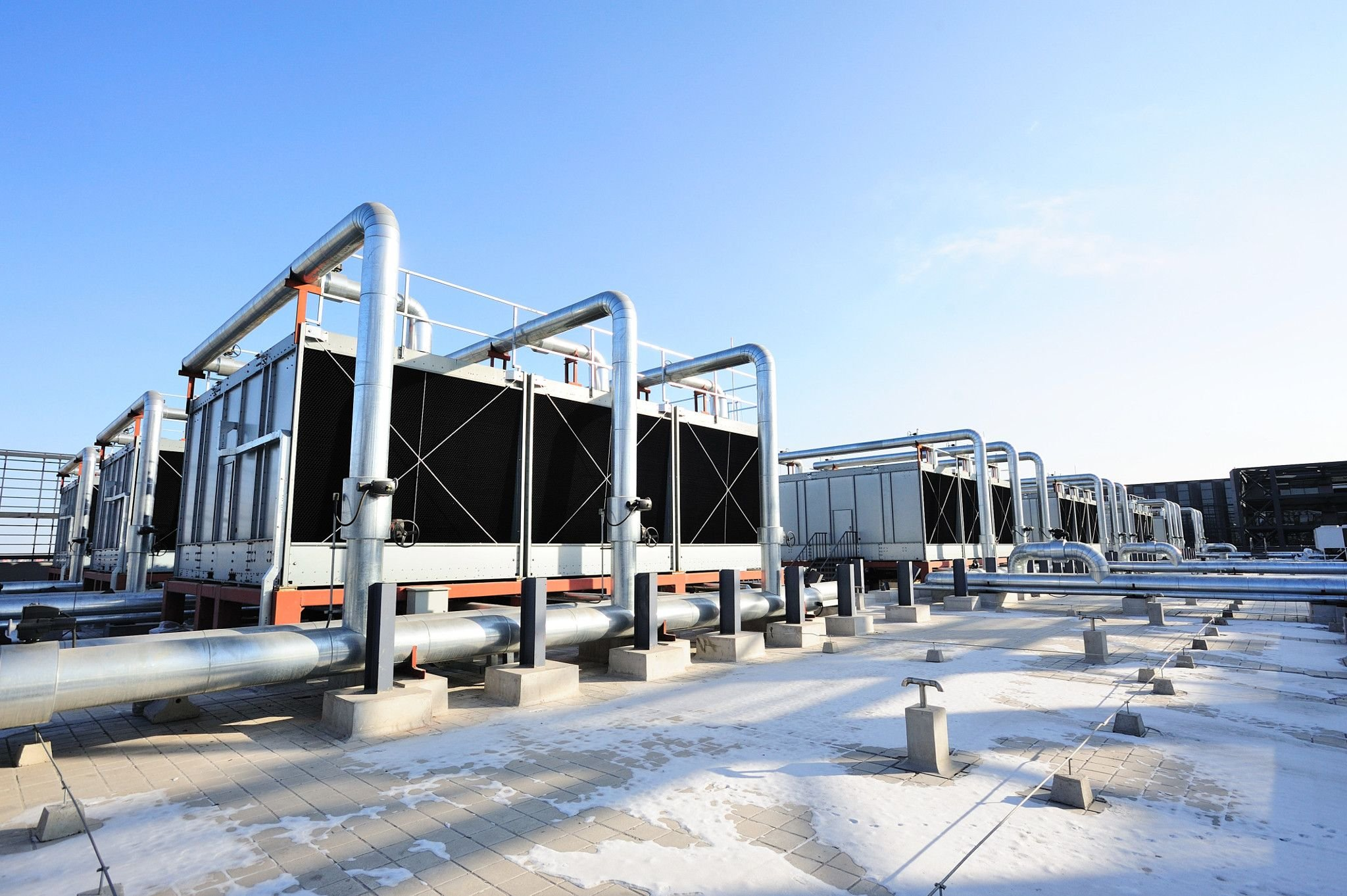 Cooling towers could boost your efficiency - DCD