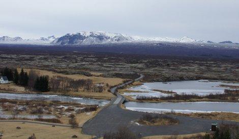 Pingvellier Iceland