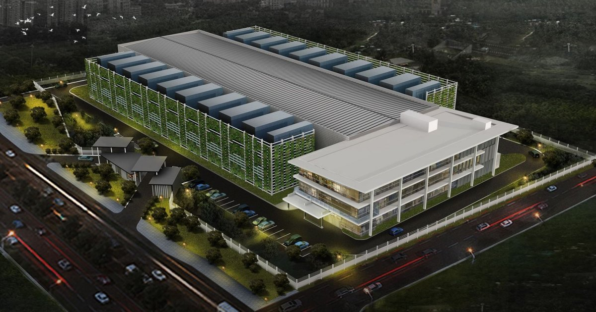 Building hyperscale data centers in Asia - DCD