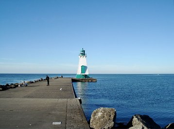 Port Dalhousie Lighthouse, Lake Ontario