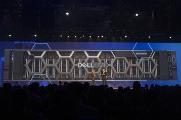 Presenting Power Edge v14, Dell EMC World