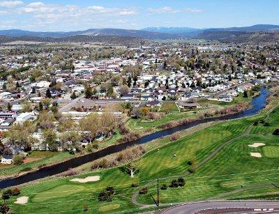 Prineville, Oregon.