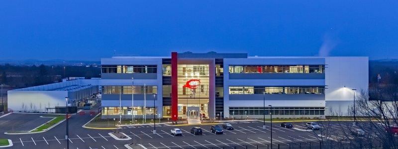 QTS building exterior