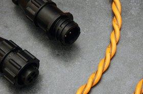RLE fluid leak sensing cable