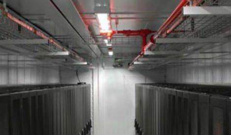 Inside Lagos' Tier III data center