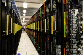rackspace servers data centre