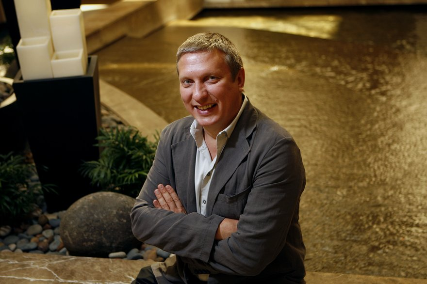 Veeam's CEO Ratmir Timashev