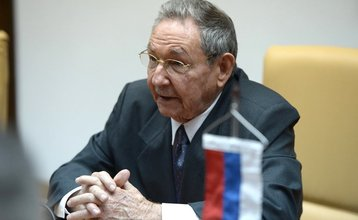 Raul Castro, President of the Council of State of Cuba
