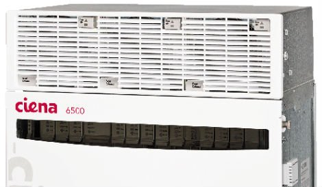 Ciena's 6500 unit in use by Reliance Globalcom.