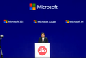 Reliance Jio and Microsoft