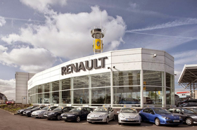 Renault West London