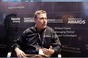 Richard Green, Liquid Technologies
