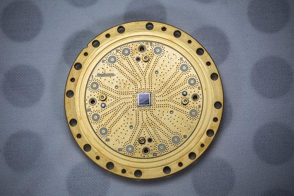 Rigetti Quantum Processor
