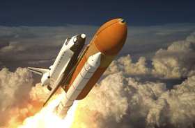 rocket nasa space shuttle thinkstock photos 3 dsculptor