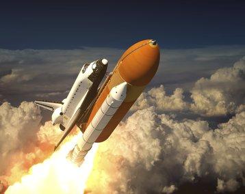 rocket nasa space shuttle thinkstock photos 3 dsculptor