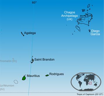 Islands of Mauritius