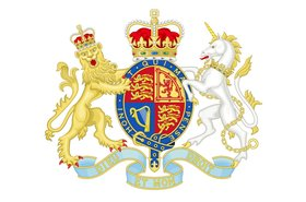 Royal coat of arms of the United Kingdom HM Government