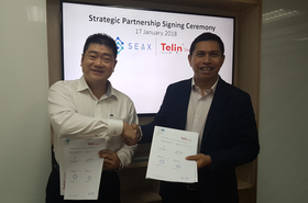SEAX and Telin Singapore announce partnership to offer connectivity