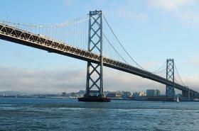 Western span of the San Francisco Bay Bridge
