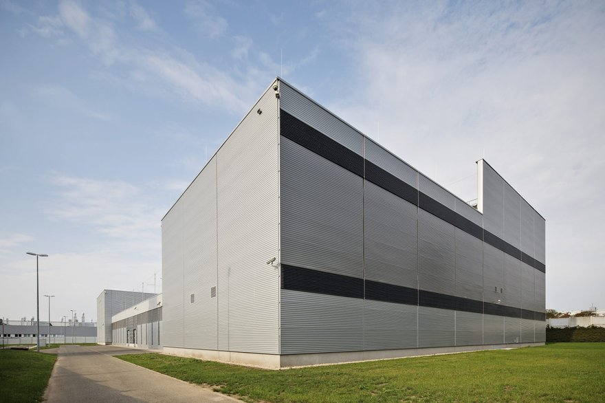 Škoda Auto data center
