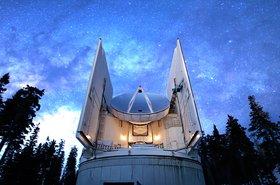 Submillimeter telescope