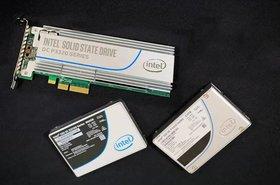 Intel SSD DC P3320, P3520, D3700, D3600