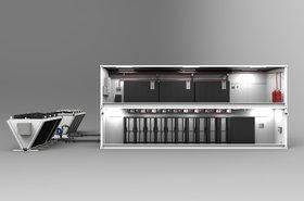 Stulz / TSI modular data center