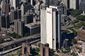 Sabey's Intergate.Manhattan data center tower in New York City