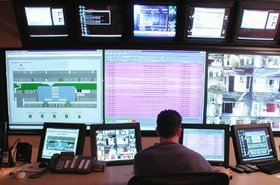 A control room at Sabey's Intergate.West data center (not the NYC facility referred to in the article)