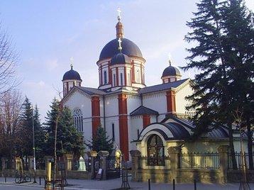 Svetouspenjski Saborni Hram, Kragujevac