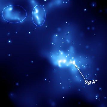 Sagittarius A* black hole