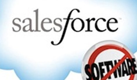 Salesforce.com will use the UK for its European platform delivery