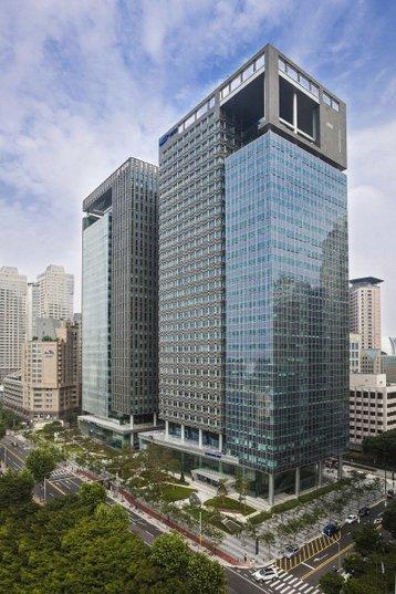 Samsung SDS tower