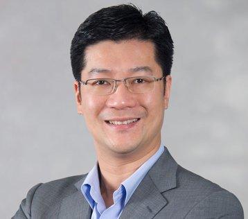 Samuel Lee head of Equinix Asia Pacific