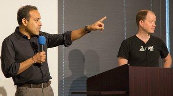 SanjayMirchandani and Puppet CEO Luke Kanies
