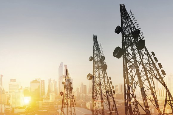Telecommunications, mobile towers, base stations