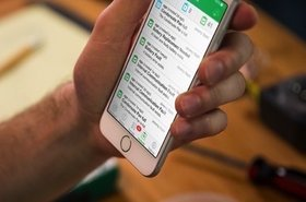EcoStruxure IT on mobile