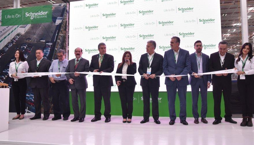 Schneider Electric abre su primera planta inteligente en México.jpeg