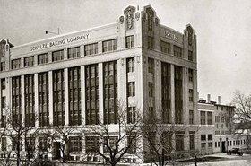 Schulze Baking Company building
