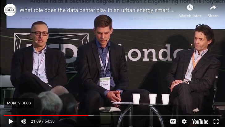 Energy Panel London