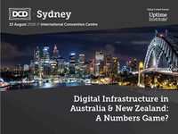 Digital Infrastructure in Australia & New Zealand: A Numbers Game?