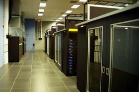 Secure-24 data center in Michigan