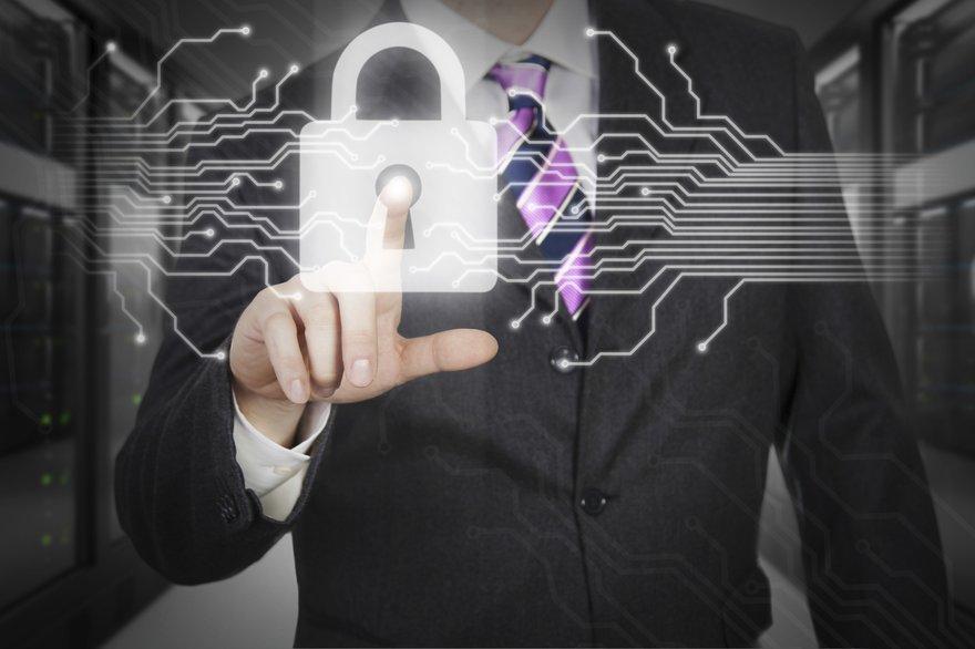 Firewall Padlock security
