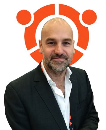 Mark Shuttleworth. CEO of Canonical